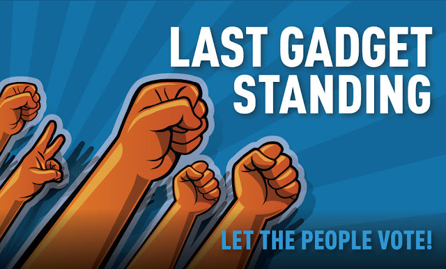 20th Annual Last Gadget Standing Announces Top 10 Finalists