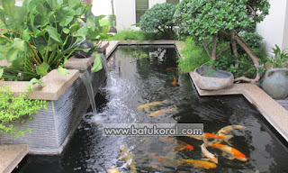 alur napoli pada kolam