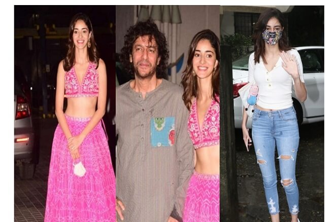ananya pandey,ananya panday,bunty sachdeva diwali party,kritika kamra at bunty sachdeva diwali party,ananya panday at bunty sachdeva diwali party,bollywood diwali party,bhavna pandey at bunty sachdeva diwali party,gauri khan at bunty sachdeva diwali party,diwali party 2020,manish malhotra in bunty sachdeva diwali party,kritika kamra at bunty sachdeva's diwali party 2020,karan johar at bunty sachdeva diwali party,ananya panday diwali party,ananya panday diwali party video