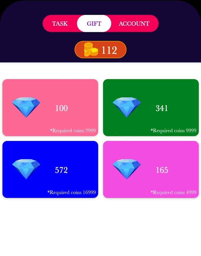 Free Fire Real Diamond Earning App 2020 | FF DATA MINER