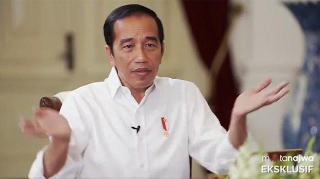 Presiden Jokowi Beri Tenggat Waktu Pengendalian Covid-19 hingga Lebaran