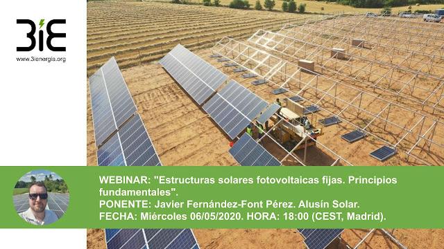 webinar seguidores fotovoltaicos