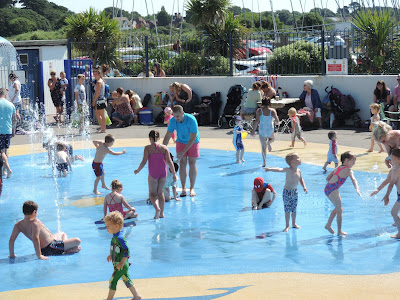 stokes bay splashpark alverstoke gosport