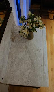 renowacja marmuru