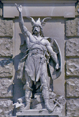 Statue of Bavarian