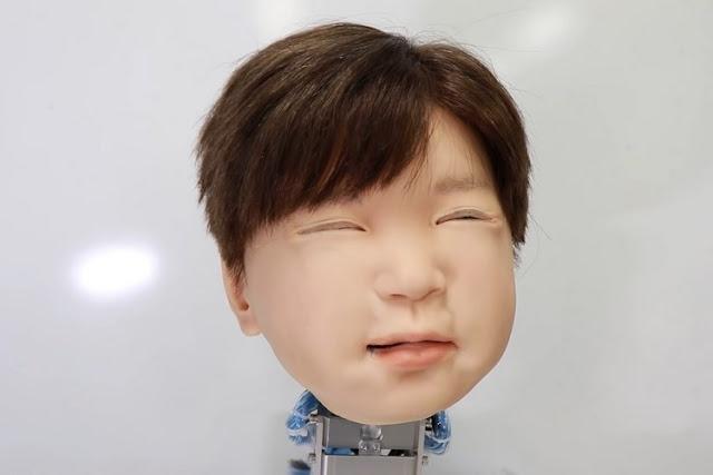 باحثون يابانيون يصنعون روبوتاً يمكنه الشعور بالألم