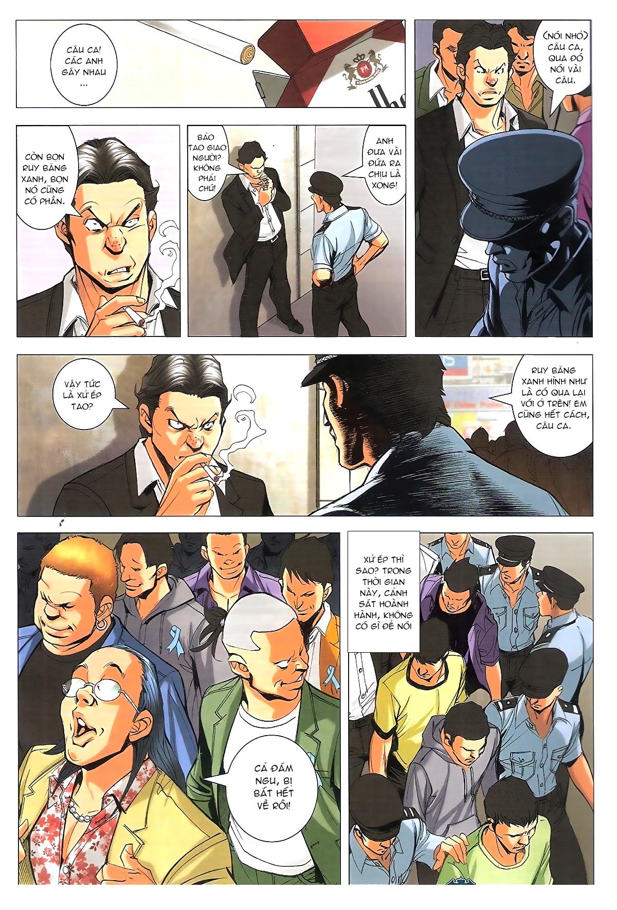 Người Trong Giang Hồ chapter 1770: tên x hồng hưng trang 14