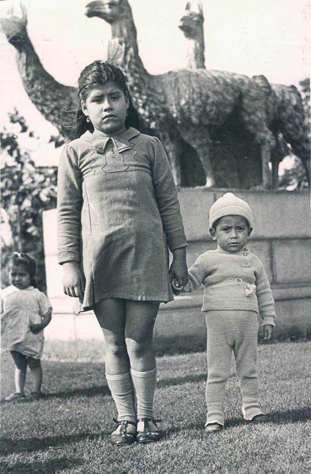 Lina Medina, the young...
