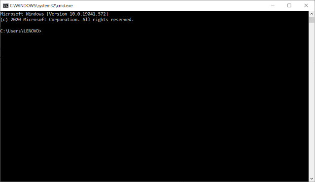 Cara Instal Ionic Framework di Windows 7 / 8 / 10
