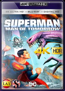 Superman: Hombre del Mañana (2020) REMUX 4K UHD HDR LATINO/INGLES