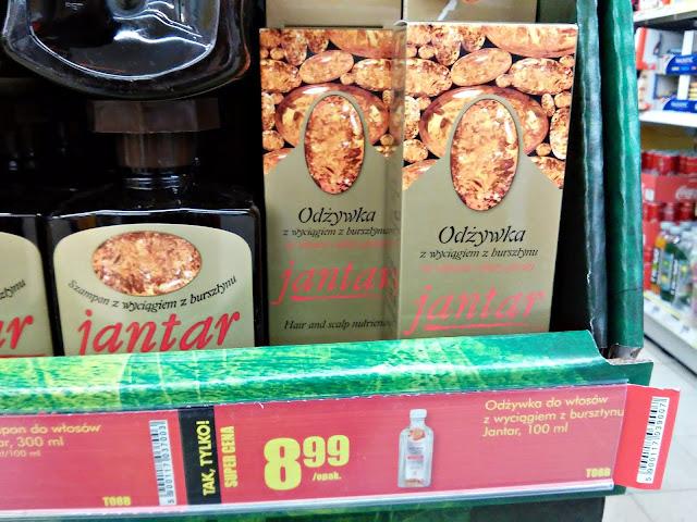 Farmona - Odżywka Jantar, Biedronka promocje