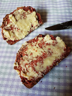 Rote Beete Brot backen
