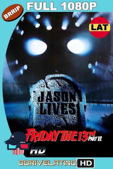 Viernes 13 Parte 6: Jason Vive (1986) BRRip 1080p Latino-Ingles MKV