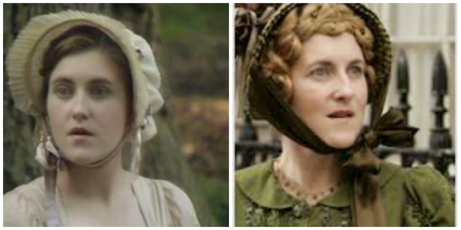 Sylvestra Le Touzel from Mansfield Park 1983 and Northanger Abbey 2007