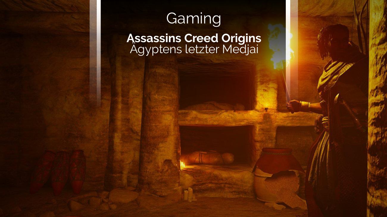 Assassins Creed Origins Gameplay Ingame Wallpaper