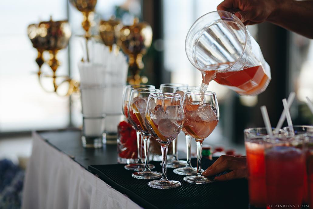 dzēriens kāzās свадебные напитки