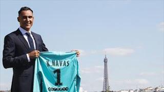 رسميًا.. كيلور نافاس ينضم إلى سان جيرمان