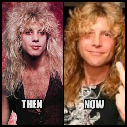 Steven Adler then now