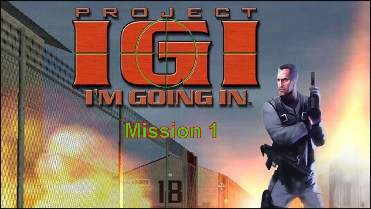 تحميل لعبة Project IGI 1 I'm Going