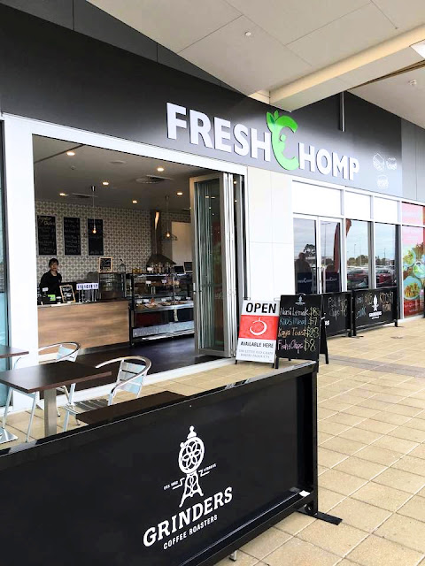 Fresh Chomp Churchill Shopping Centre Kilburn Review