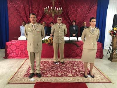 PM tem primeira mulher a comandar unidade na região Leste