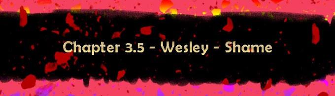 [Sustentation] Chapter 3.5 - Wesley - Shame