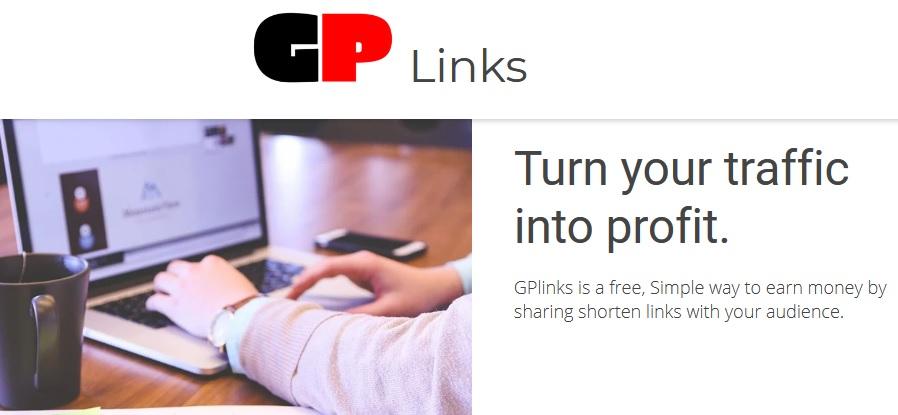 GPlinks, acortador de enlaces