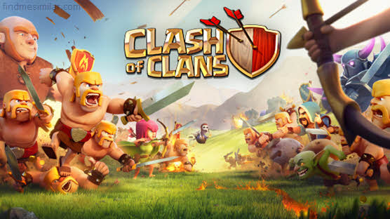 Clash of Clans a game like Boom Beach