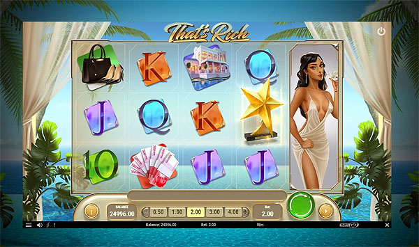 Main Slot Indonesia - That's Rich (Play N Go)