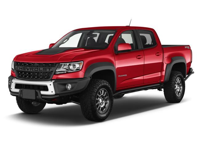 2021 Chevrolet Colorado Review