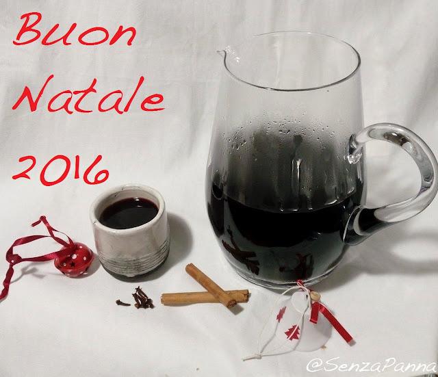Buon Natale 2016 vin brulé