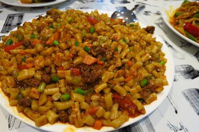 Melbourne, Dolan Uyghur Restaurant, Qanalgan Korma langmeni