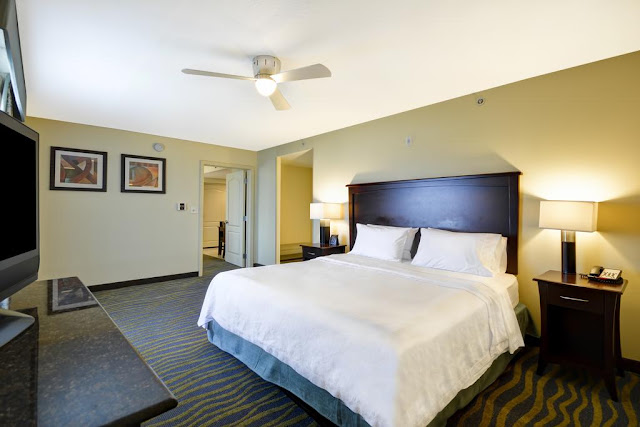 Homewood Suites by Hilton Lake Buena Vista-Orlando: quarto