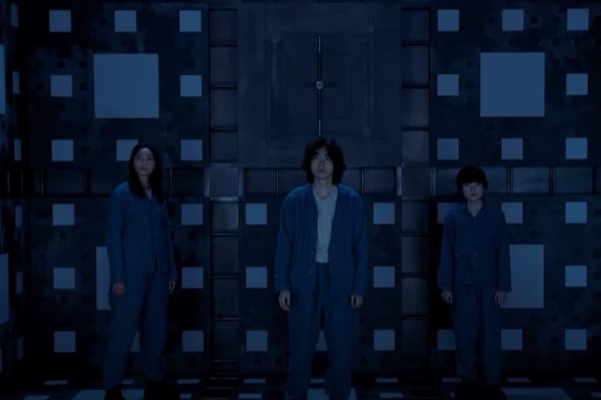 Вышел трейлер японского ремейка фильма ужасов «Куб» Винченцо Натали