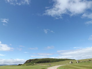 Isle of Arran és a golf