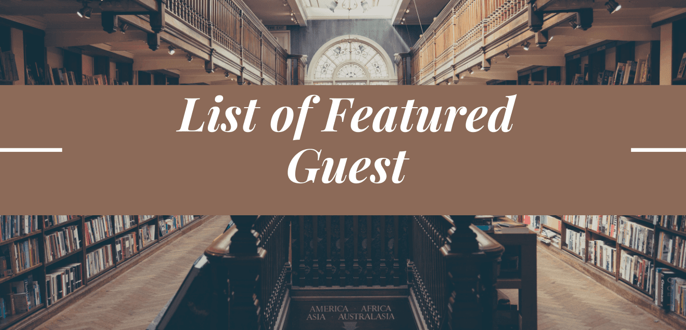 list featured guest