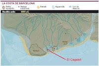 Barcelona hace 10.000 años