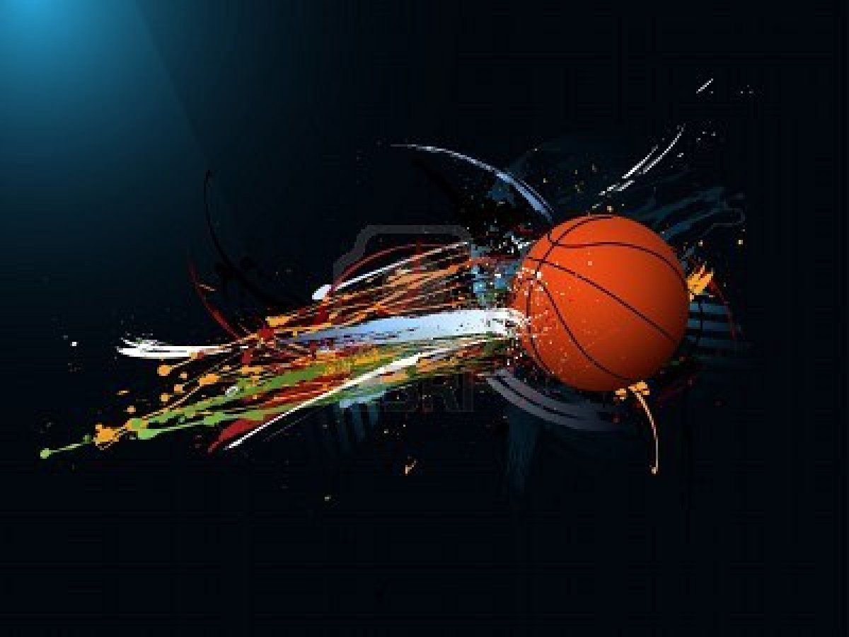 TOP HD WALLPAPERS: BASKETBALL HD WALLPAPERS