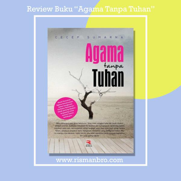 Review Buku Agama Tanpa Tuhan