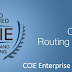 CCIE Routing & Switching V5 replaced by CCIE Enterprise Infrastructure v1.0 certification: Topics details