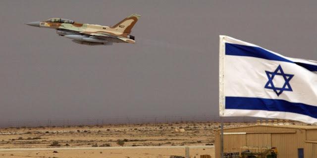 إسرائيل تغلق مجالها الجوي.. وانطلاق صافرات الإنذار في الجولان والجليل
