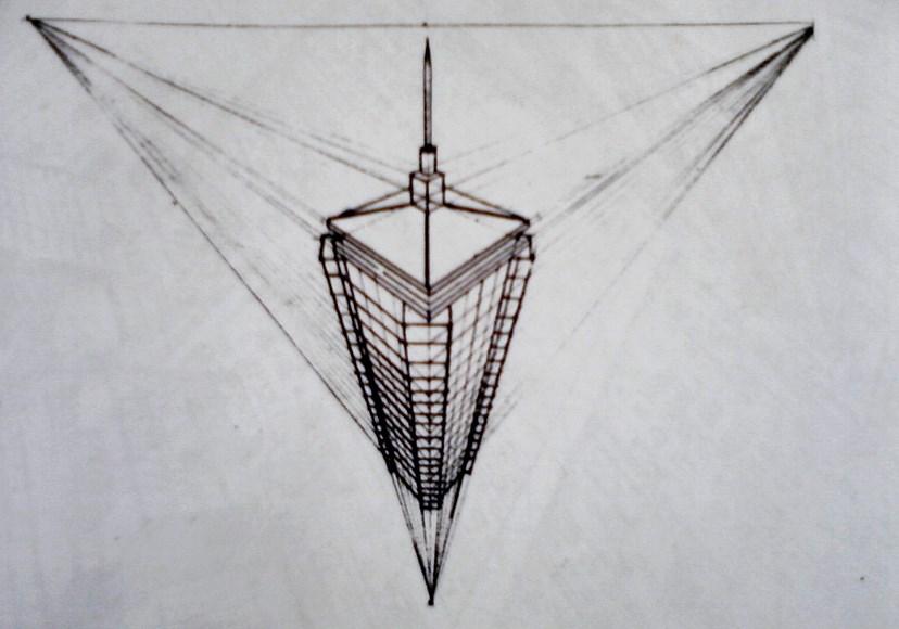 perspektif desain interior perspektif dalam ruangan perspektif desentralisasi