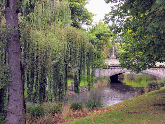 What is Christchurch like now? Along the Avon River