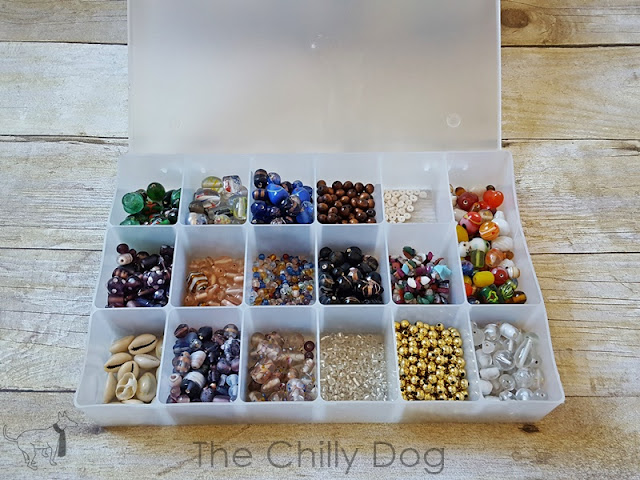 Quick tips for keeping your beads and findings neatly contained.