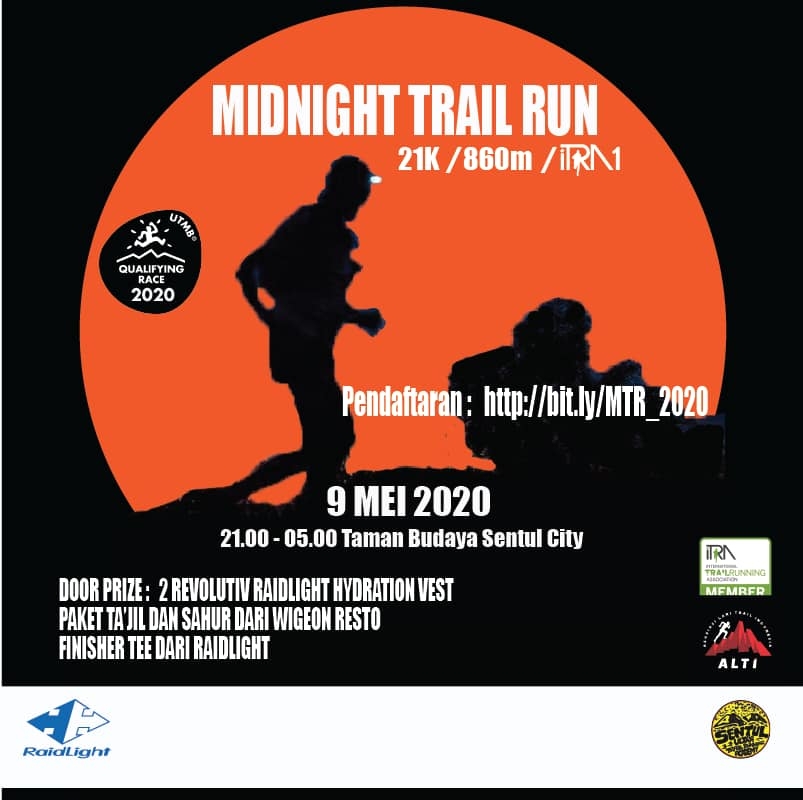 Midnite Trail Run • 2020