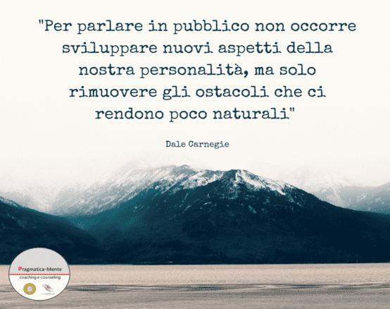 citazione Dale Carnegie