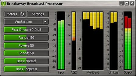 breakaway broadcast processor 0.90.77
