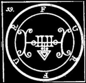 furfur, sigilo, goetia, daemon, ocultismo