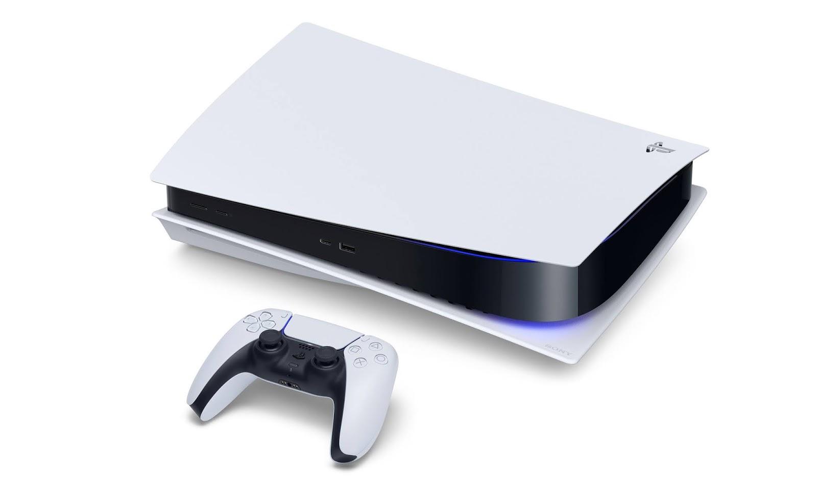 هل أنت متشوق من أجل PS5!