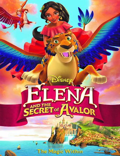 Ver Elena y el secreto de Ávalor (2016) Online